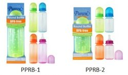 Premium Round Bottle 8oz (PPRB-1)