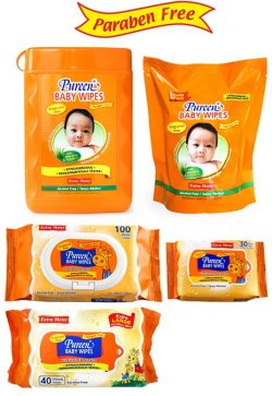 Baby Wipes (Fragrance Free)