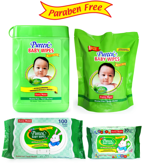 Baby Wipes (Green Packaging)