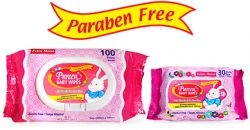 Baby Wipes (Pink Packaging)
