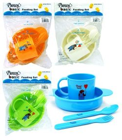 Basic Cereal Bowl Set - 4pcs (BFSF-03)
