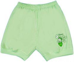 CVC Single Jersey Short Pants