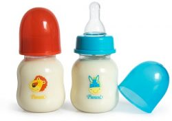 Easy Grip Feeding Bottle 3oz (EZGB 01)