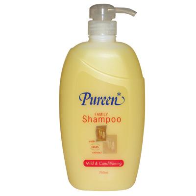 Family Shampoo (Oats)