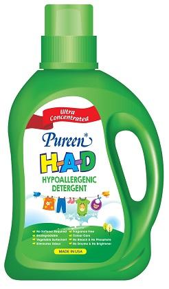 Hypo-Allergenic Detergent (H-A-D)