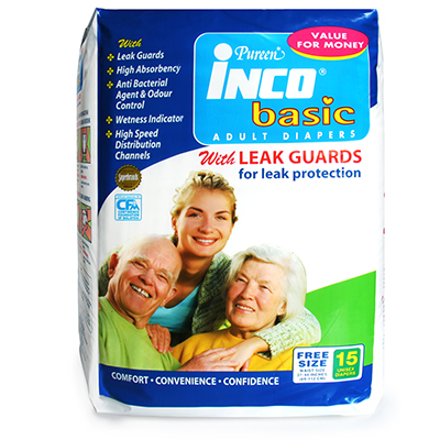 INCO BASIC Adult Diapers