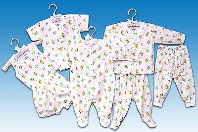 Infant Semi-Fashion - UNDERWATER WORLD