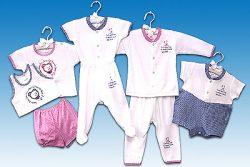 Infant Semi-Fashion - FISH EYE CHECKED