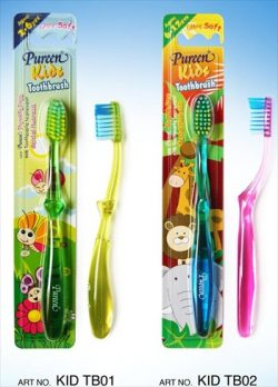 Kids Toothbrush (KID TB01 & KID TB02)