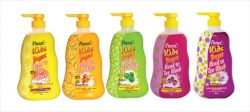 Kids Yogurt Head To Toe Wash (Vanilla/Apple/Peach Mango/Raspberry/Bubble Gum)