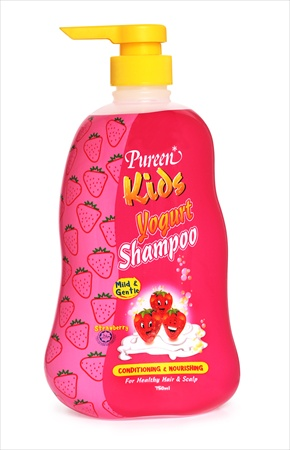 Kids Yogurt Shampoo (Strawberry)