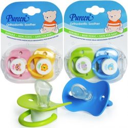 Orthodontic Pacifiers 2s-Case (OPC)