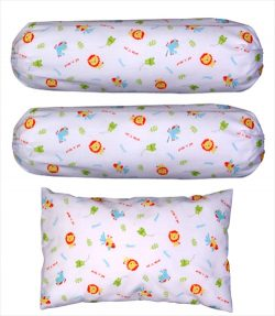 Pillow & Bolster Set