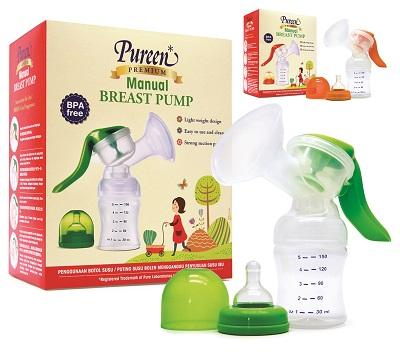 Premium Manual Breast Pump (PPMBP-4)