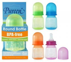 Premium Round Bottle 2oz (PPB-10)