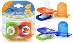 Baby Soother With Casing 2's 0-6Mths (SF-1 (T))
