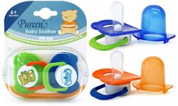 Baby Soother With Casing 2's 6Mths & Above (SF-2 (T))