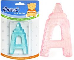 Water-Filled Teether Alphabet A (WFT 010)